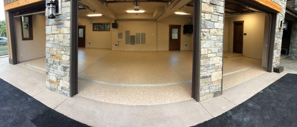 Cool Garage Floor, Cool Customer