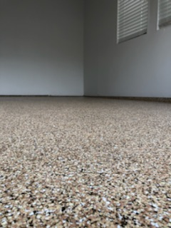 A floor with character
