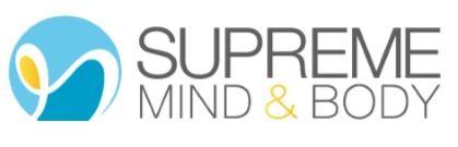 Supreme Mind & Body Logo